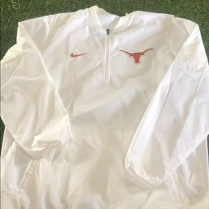 Men's Nike Texas pullover large